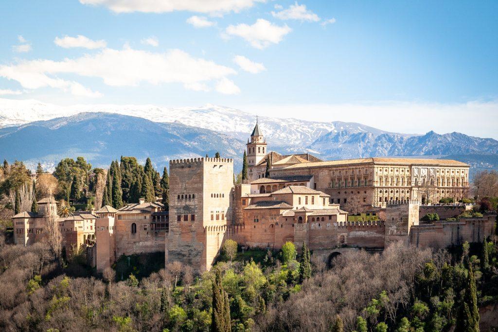 Alhambra Stadtburg